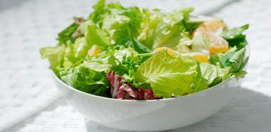 Sałata - warzywo boga płodności