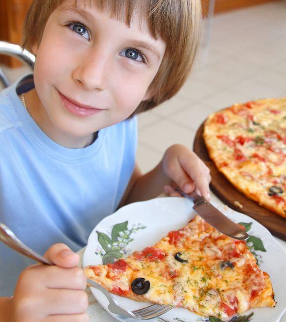 Dzieci kochają miejskie jedzenie