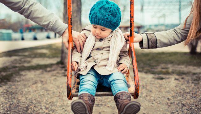 Kontakty z dzieckiem po rozwodzie