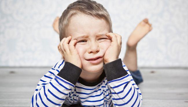 Jak rozpozna� zaburzenia psychiczne u dziecka?