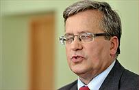 CBOS: 73% Polak�w ufa Bronis�awowi Komorowskiemu