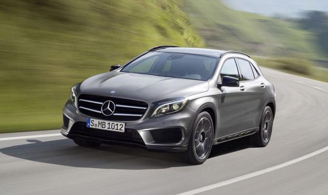 Mercedes GLA: kompaktowy SUV premium