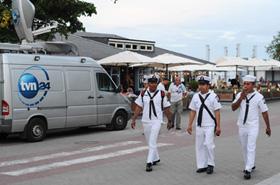 Bójka na plaży w Gdyni. 15 osób oskarżonych