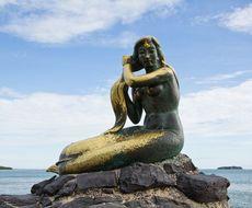 23 sierpnia - w Kopenhadze pojawia si� pomnik Ma�ej Syrenki