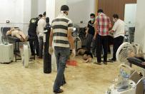Syria: inspektorzy ONZ wyruszyli na miejsce ataku chemicznego
