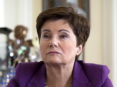 Hanna Gronkiewicz-Waltz: premier nie jest zadowolona ze wszystkich ministr�w