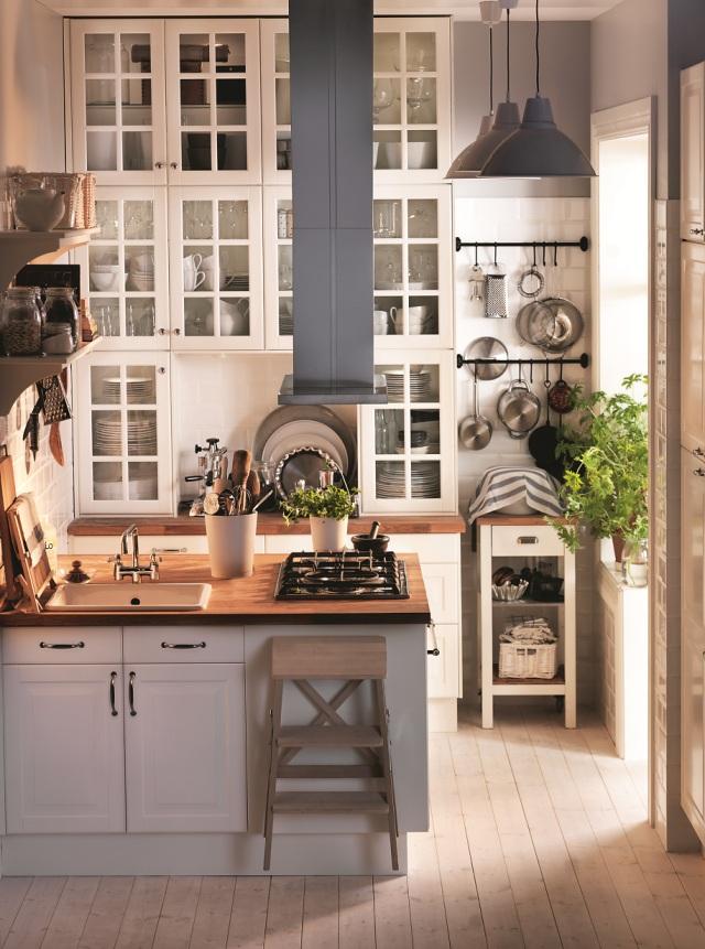 Mała kuchnia  wielkie możliwości Jak funkcjonalnie   -> Kuchnia Mala Ikea