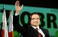 Ziobro: Zwyci�ymy, bo musimy zrobi� w Polsce porz�dek
