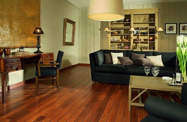 Najlepsze pod ogi do salonu pomys y na modn posadzk wp dom - Camino a casa decoracion ...