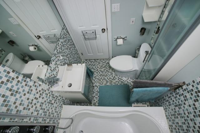 Tinas De Baño Economicas:Mała łazienka pełna możliwości Sprawdzone pomysły na