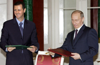 Rosyjskie zaanga�owanie w Syrii. Droga do pokoju czy katastrofy?