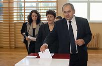 Wybory uzupe�niaj�ce do Senatu wygra� Zdzis�aw Pupa z PiS