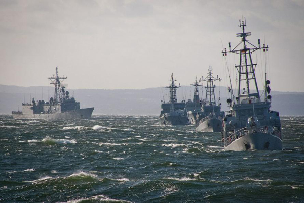 Okr�ty Marynarki Wojennej RP