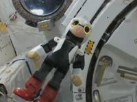 Japoński robot - kosmonauta