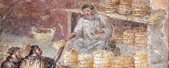 Co jedli Rzymianie
