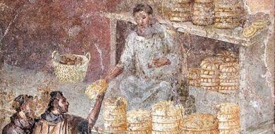 Co jedli Rzymianie?