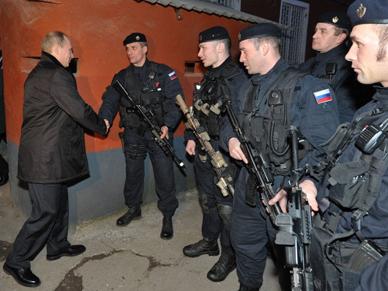 Putin wskrzesi KGB? B�dzie jak za Stalina