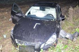 Piotr Adamczyk i Weronika Rosati mieli wypadek!