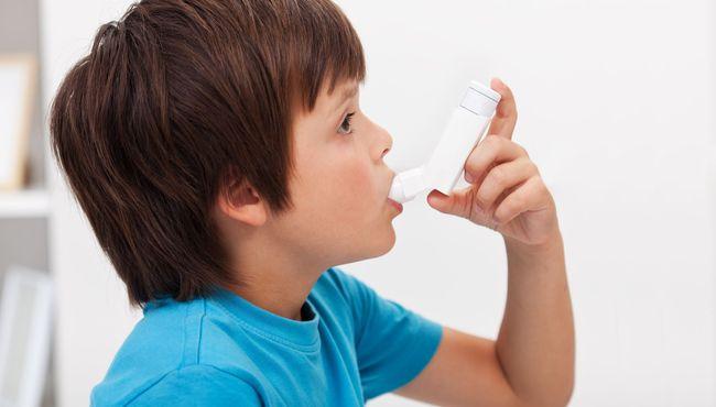 Dziecko z alergi� i astm� mo�e mie� trudniej w szkole