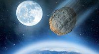 Między Ziemią a Księżycem przeleci dziwny ...