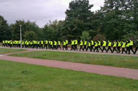 100 policjantów szuka ciała Iwony Wieczorek