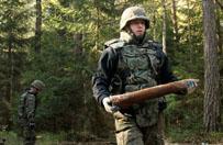 Warmi�sko-Mazurskie: saperzy rozminowali las w nadle�nictwie Spychowo