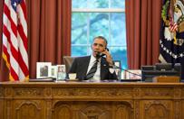 Barack Obama zadzwoni� z ostrze�eniem do W�adimira Putina