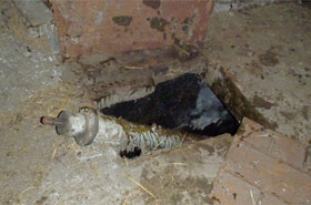Tragiczny wypadek: ma��e�stwo utopi�o si� w szambie