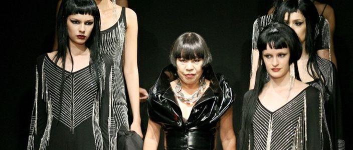 Junko Koshino na Tygodniu Mody w �odzi