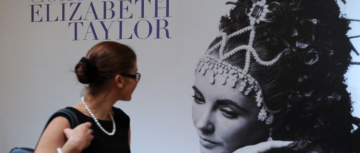 Biżuteria Elizabeth Taylor na wystawie Bulgari