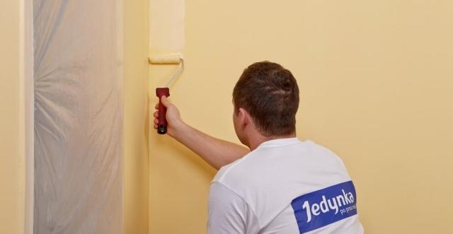 Łatwe malowanie ścian i sufitów. Zrób to sam