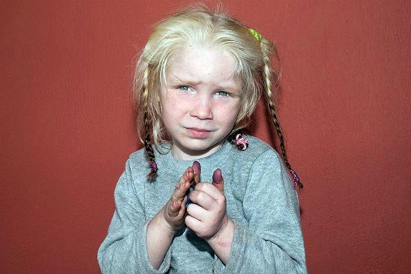 Odnaleziona dziewczynka w romskiej osadzie