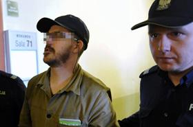 Gwałciciel zabił swoją terapeutkę - wróci do kraju