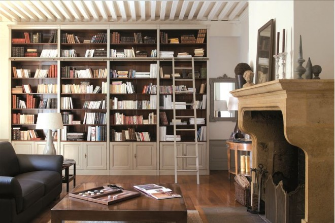 Regał na książki. Jak wybrać domową biblioteczkę?