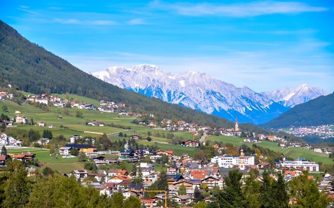 Fulpmes Austria  city photos : Fulpmes, Dolina Stubai, Austria Strona 5 Turystyka WP.PL