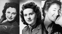 Kobiety, kt�re walczy�y z nazistami