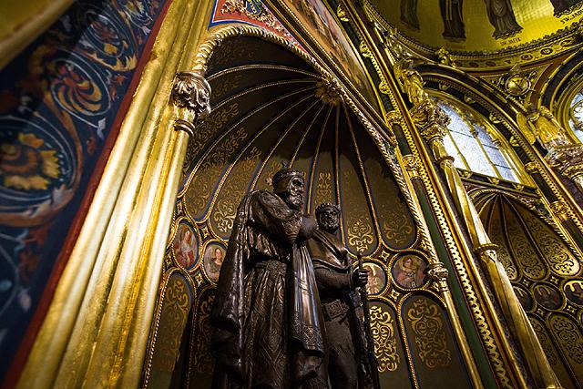 Złota Kaplica otwarta do zwiedzania