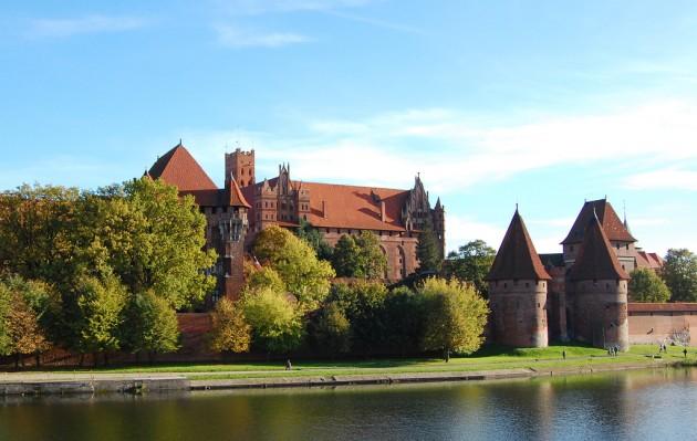 Miejsce 1. Zamek w Malborku