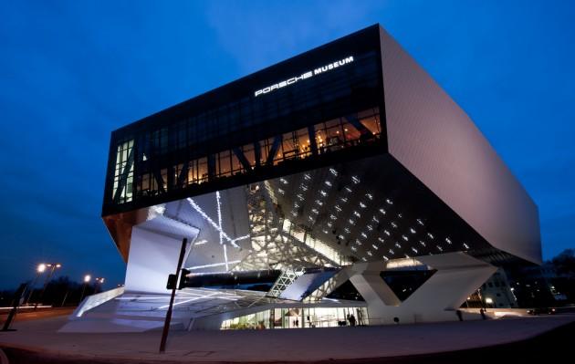 Muzeum Porsche Stuttgart Niemcy Wp Turystyka