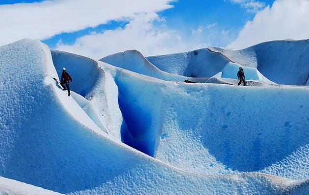 Największe lodowce świata