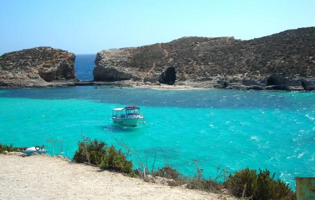 Cominotto, Malta