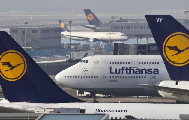 Strajk pilotów Lufthansy