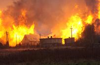 Wójt i starosta spotkali się z mieszkańcami Jankowa Przygodzkiego, poszkodowanymi po wybuchu gazu