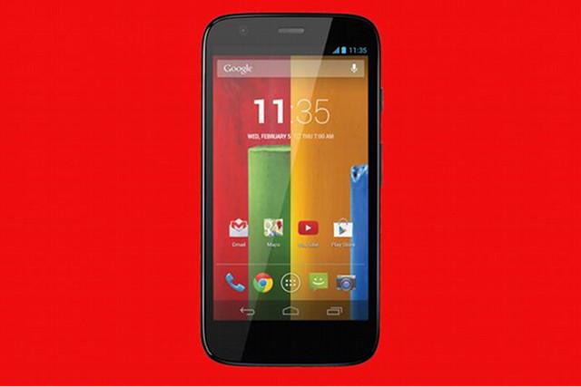 Moto G: pot�ny smartfon ze �redniej p�ki