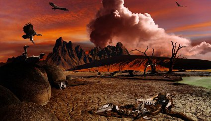 Koniec świata nastąpi 22 lutego 2014 r. Oni nie mają co do tego wątpliwości