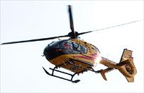Dw�ch ch�opc�w uderzy�o quadem w budynek. 6-latek w szpitalu