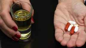 Popularne leki plus alkohol