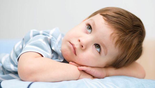 Trzyletnie dziecko ma�o m�wi
