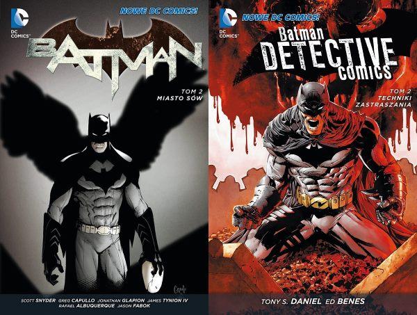 Porażka Batmana
