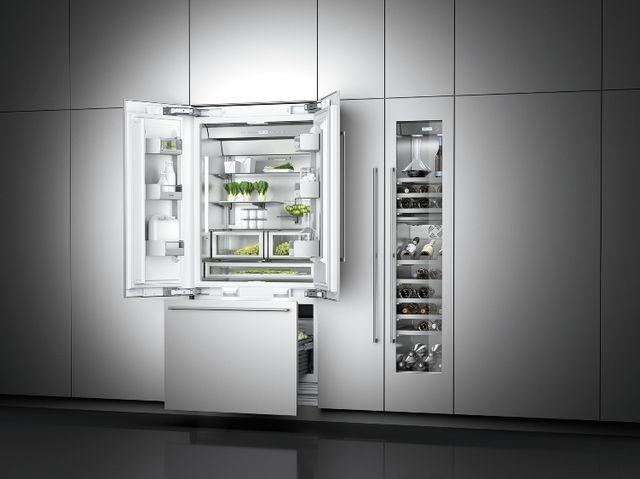 gaggenau vario 400 lod wki z automatycznie przesuwanymi p kami wp tech. Black Bedroom Furniture Sets. Home Design Ideas